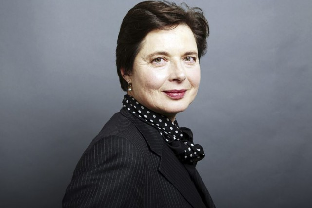 Isabella Rossellini... (Photo: archives AP)