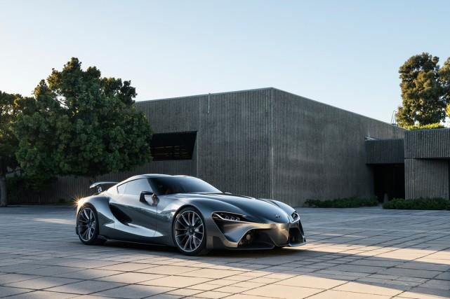 Célèbre L'alliance BMW-Toyota pourrait engendrer deux voitures sport  FK51