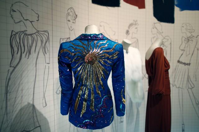 La Fondation Yves Saint Laurent présente jusqu'à la... (PHOTO CHARLES PLATIAU, REUTERS)