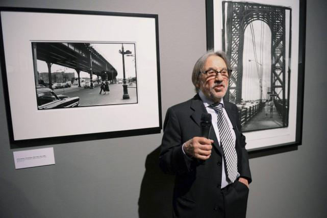 Vilmos Zsigmond... (Photo: AFP)