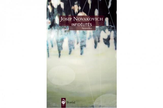 L'ironie est toujours présente dans l'écriture du Montréalais Josip Novakovich....
