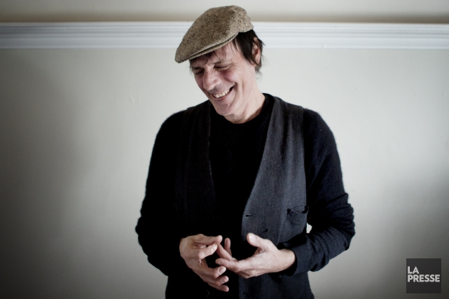 Jean Leloup, qui a lancé son premier album... (Photo: archives La Presse)