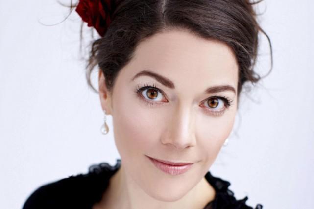 Hélène Guilmette interprétera l'un des rôles-titres de l'opéra... (PHOTO FOURNIE PAR L'ARTISTE)