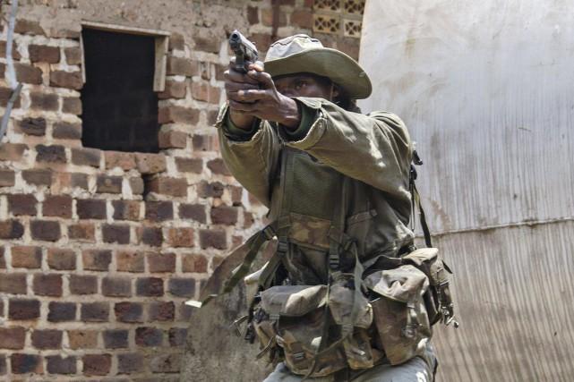 Opération Kakongoliro est un film d'action tourné avec... (Photo: AFP)