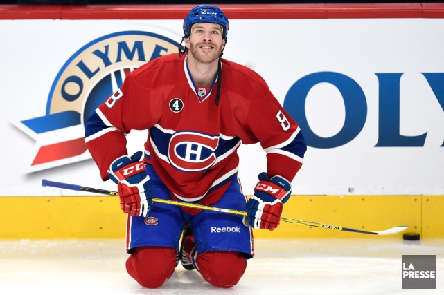 Brandon Prust... (PHOTO BERNARD BRAULT, ARCHIVES LA PRESSE)