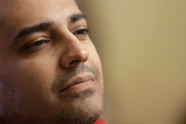 Mohamed Fahmy... (Photo: archives La Presse Canadienne)