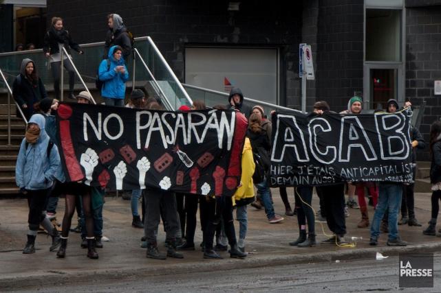 Les étudiants du Cégep du Vieux Montréal tiendront... (PHOTO SÉBASTIEN PEDRAGLIO, LA PRESSE)