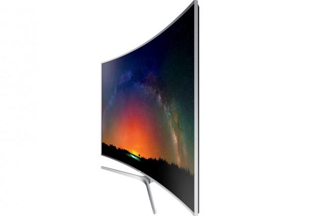Le téléviseur SUHD UNJS9500 de Samsung vient d'être... (Photo fournie par Samsung)