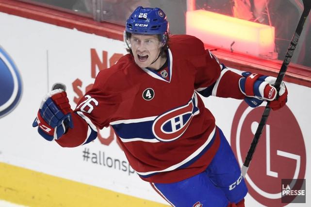 Acquis des Oilers d'Edmonton en cours de saison,... (PHOTO BERNARD BRAULT, LA PRESSE)