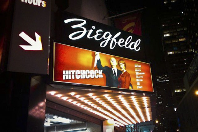 Le cinéma Ziegfeld de New York.... (Photo Chris Goldberg, Creative Commons/ publiée par le Hollywood Reporter)