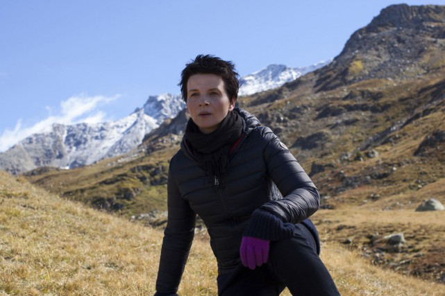 Juliette Binoche campe une actrice qui doit faire... (Photo Media Films)
