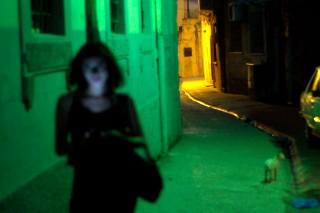 Film-enquête sur la fausse blogueuse syrienne Amina Arraf,... (PHOTO FOURNIE PAR LES FILMS DU 3 MARS)