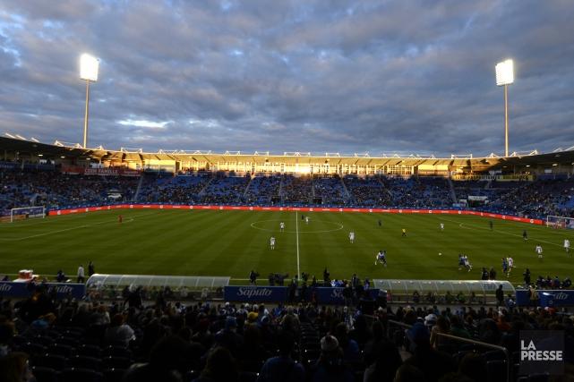 Tous les billets émis pour le match du... (PHOTO BERNARD BRAULT, ARCHIVES LA PRESSE)