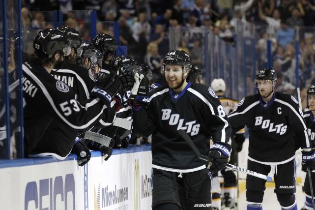 Malgré cette 50e victoire cette saison, une première... (Photo Kim Klement, USA Today)