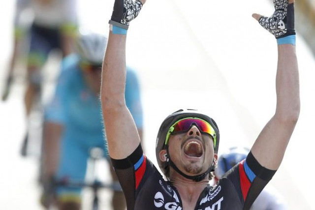 John Degenkolb... (Photo Michel Spingler, AP)