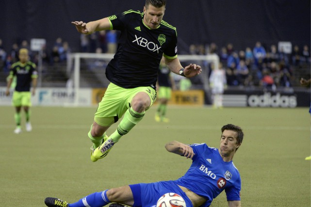 Kenny Cooper... (Photo Eric Bolte, USA TODAY Sports)