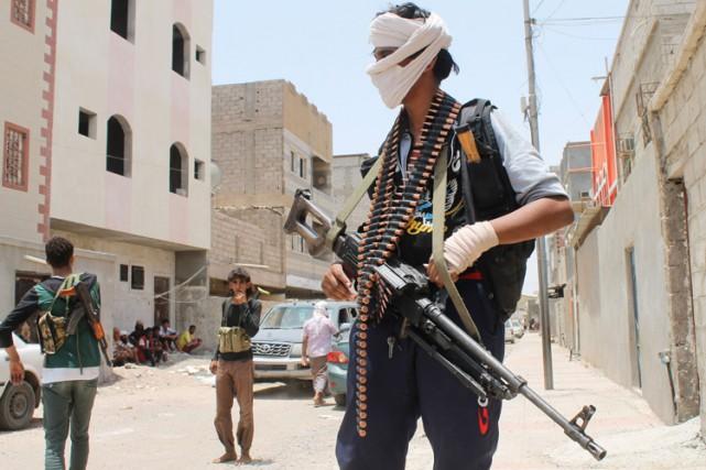Les habitants de Sanaa ont fait état dimanche... (Photo: AFP)