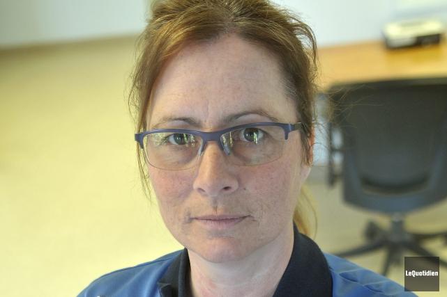 Les médecins ont affirmé à Chantale Pamerleau que... ((Photo Le Quotidien-Rocket Lavoie))