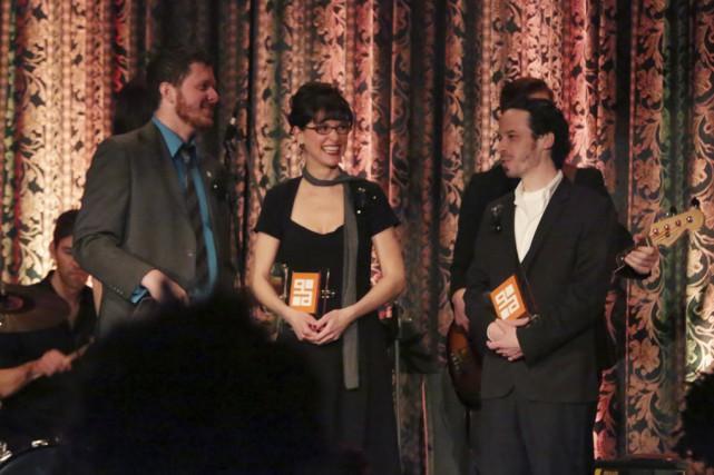 Le gala Génération Avenir a repris le concept... (photo Catherine Trudeau)