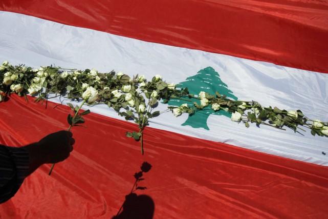 Malgré les nombreux vestiges du conflit, tels que... (PHOTO SHARIF KARIM, ARCHIVES REUTERS)