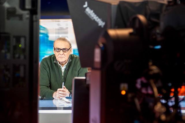 Claude Poirier, photographié en 2013.... (PHOTO PETER MCCABE, ARCHIVES THE TORONTO STAR)