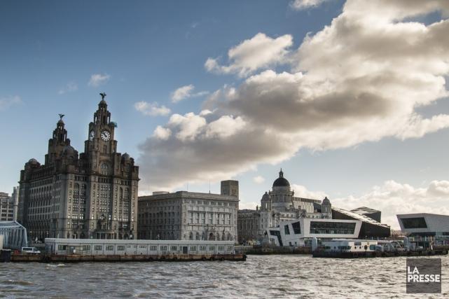 Parcourez le fleuve en bateau pour admirer Liverpool... (Photo Jean-Christophe Laurence, La Presse)