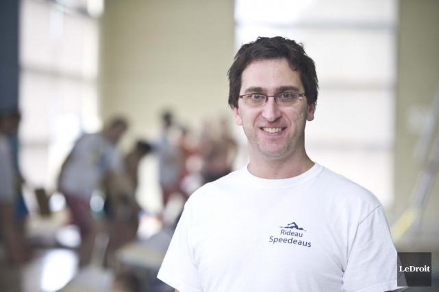 Le Dr Rémi de Champlain se réjouit que... (Martin Roy, LeDroit)