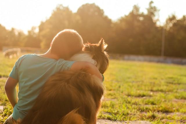 Le chien est important pour l'être humain et... (Photo Masterfiles)