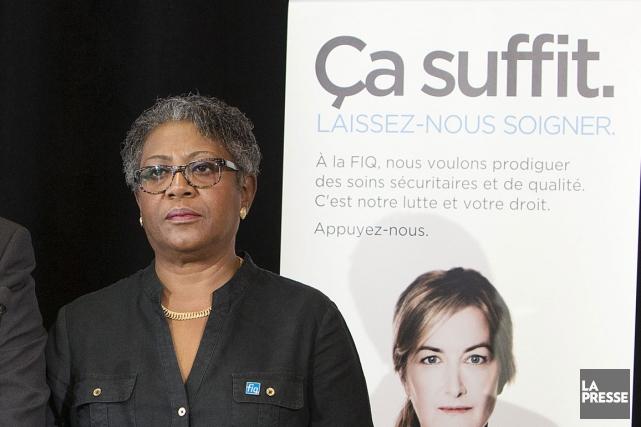 Régine Laurent... (Archives La Presse)