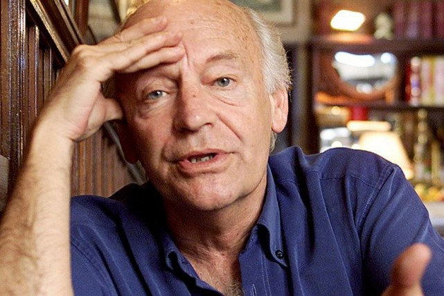 Eduardo Galeano en 2002.... (Photo: archives Reuters)