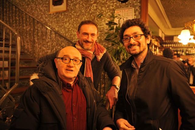 Michel Blanc incarne un nouveau retraité en crise... (Photo: fournie par Axia Films)