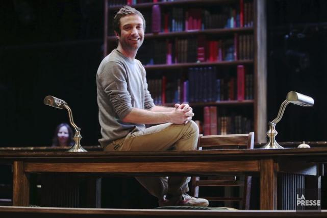 Jacob Tierney signe la mise en scène de... (Photo: Martin Chamberland, La Presse)