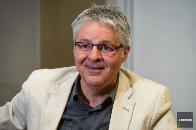 Le directeur général du Festival d'été de Québec,... (Photo: François Gervais, Le Nouvelliste)
