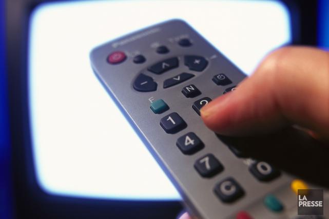 De plus en plus de Canadiens annulent leurs forfaits de télévision câblée ou... (Archives La Presse)