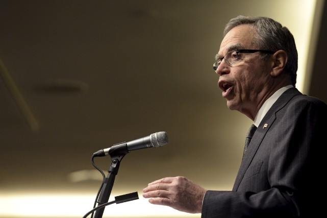 Le ministre des Finances du Canada, Joe Oliver,... (Photo Aaron Harris, archives Reuters)