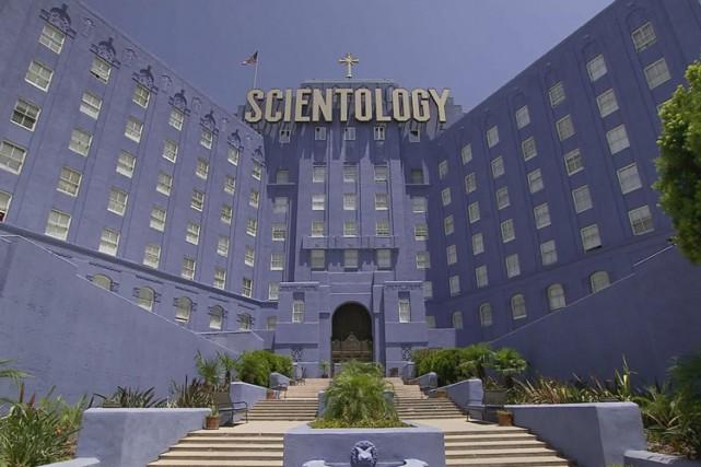 Si l'Église de Scientologie espérait que le documentaire de HBO sur ses... (Photo: AP)