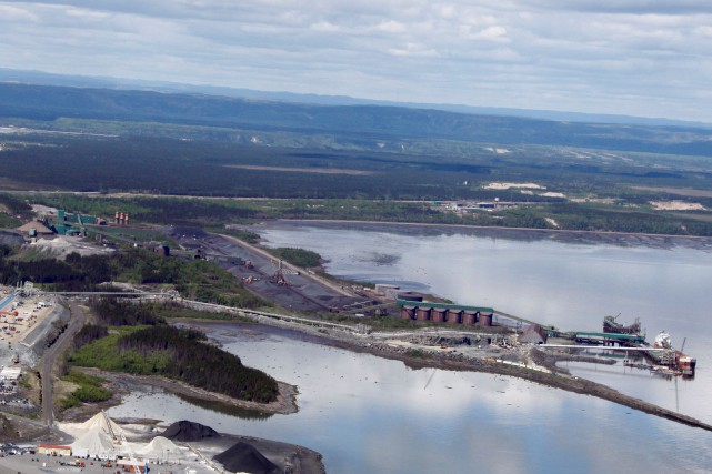 Québec cherche à acquérir les installations mises en... (Photo Cliffs Natural Resources)