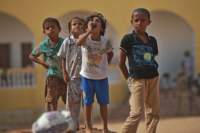 Après 19 jours de combats, la population d'Aden... (Photo: AFP)