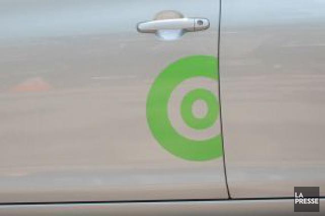 L'entreprise d'auto-partage Communauto compte maintenant près de 230... (Photo fournie par Communauto)