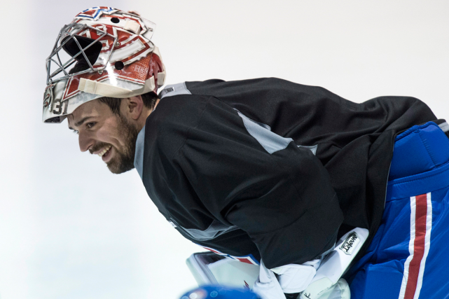 Carey Price ne croit pas que ses coéquipiers... (Photo Paul Chiasson, PC)