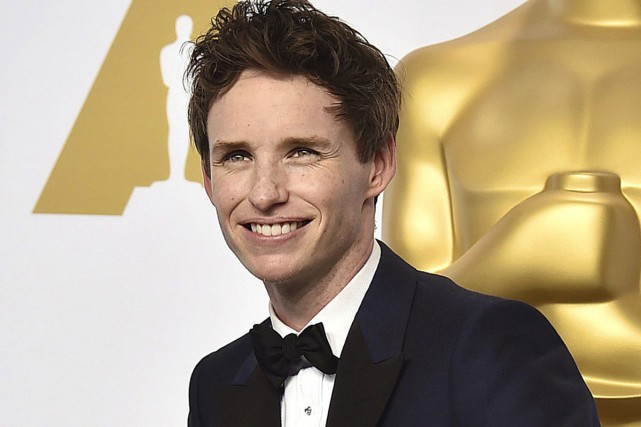 Eddie Redmayne... (Photo: archives AP)