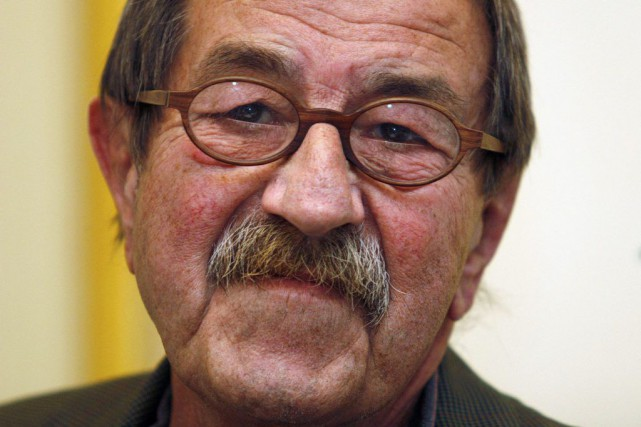 Günter Grass... (Photo: archives Reuters)