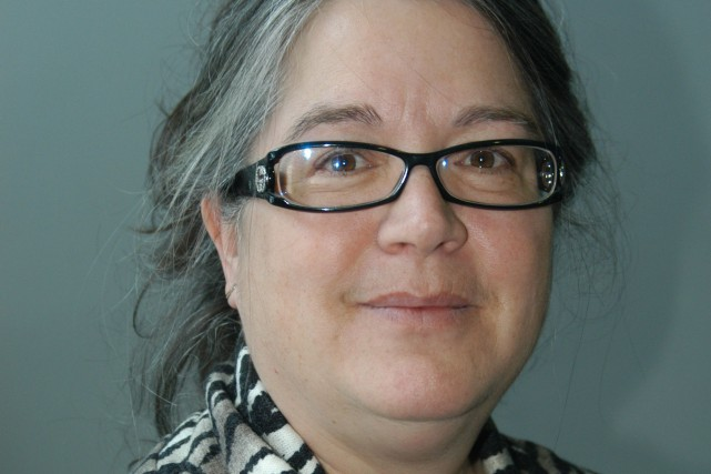 Diane Lebouthillier, la candidate libérale de la Gaspésie-Îles-de-la-Madeleine... (Photo collaboration spéciale, Gilles Gagné)