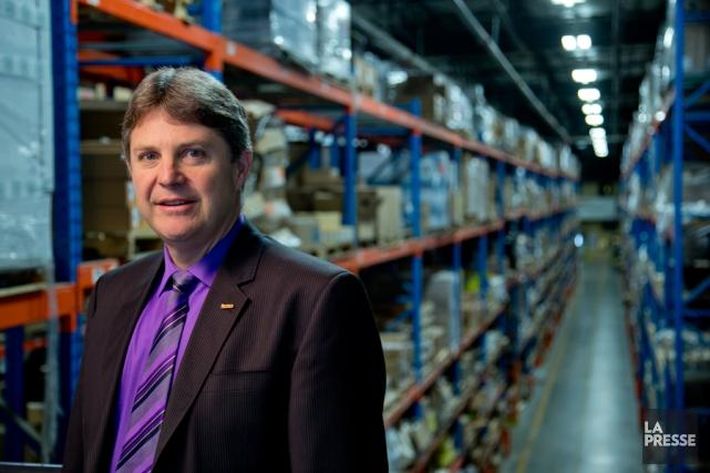«Les employés n'auront plus à faire le tour... (PHOTO DAVID BOILY, LA PRESSE)