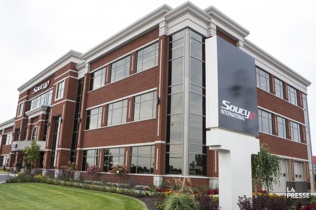 Le GroupeSoucy annonce des projets d'investissement évalués à 107,8millions $... (Archives La Presse)