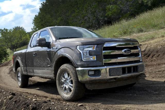 Tout en améliorant la conception du cadre en... (Photo fournie par Ford)