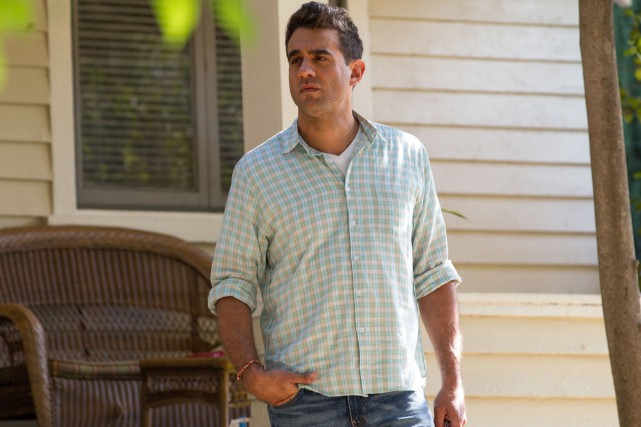 Bobby Cannavale dans une scène de Danny Collins.... (Photo: Bleecker Street Media/Remstar)