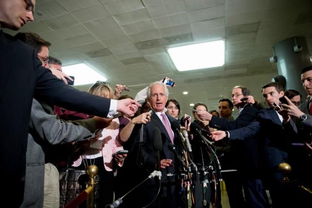 «Le Congrès ne fera rien sur le fond... (PHOTO ANDREW HARNIK, AP)