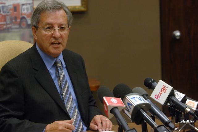 Une victoire du maire Jean Tremblay devant la Cour suprême du Canada... (Archives Le Quotidien)