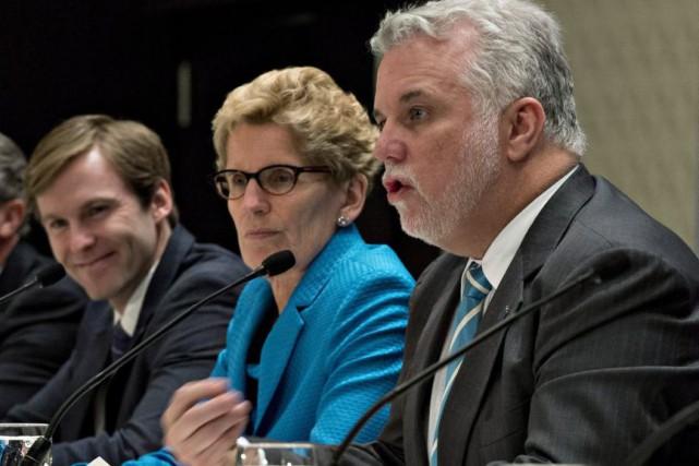 Pour l'initiateur du Sommet sur les changements climatiques,... (La Presse Canadienne, Jacques Boissinot)